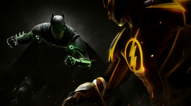 Injustice 2 releases on Steam on November 14th