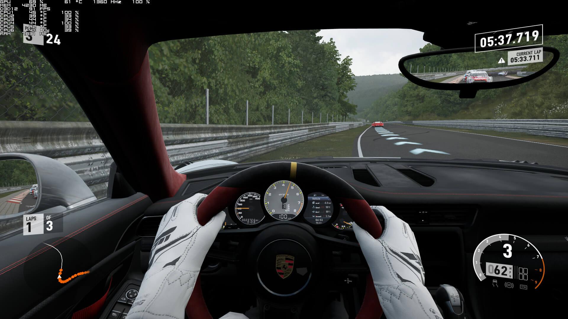 Forza Motorsport 7 Pc Performance Analysis
