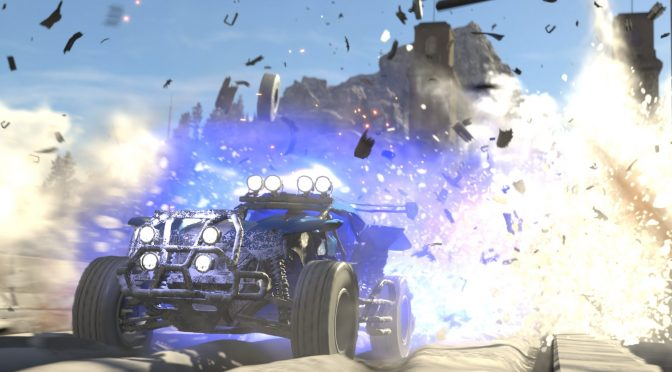 Codemasters' new arcade racer, ONRUSH, is coming to the PC at a later date