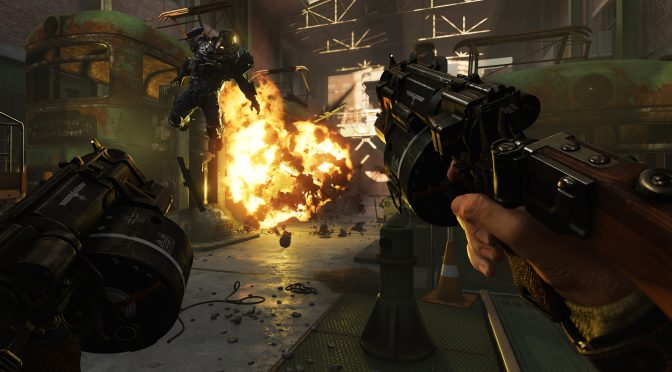 First Wolfenstein II: The New Colossus patch unlocks Vault, improves stability on NVIDIA's hardware
