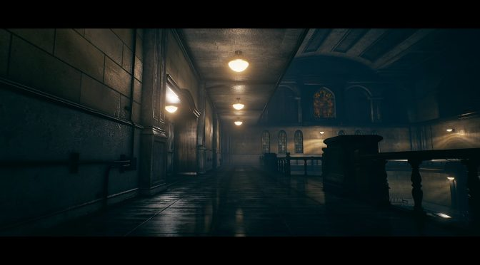 Someone has recreated Resident Evil 2's Police Station Main Hall in Unreal Engine 4 and you can download it