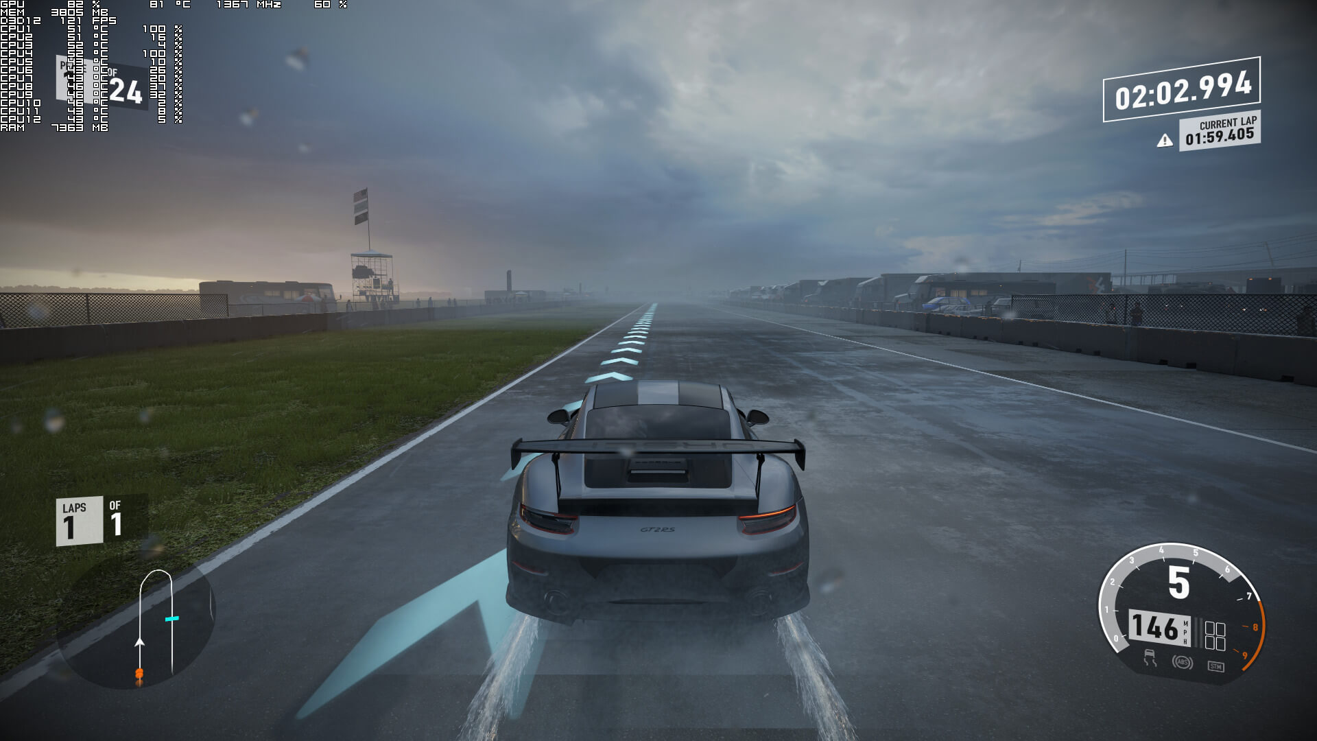 Windows 10 Fall Creators Update completely fixes Forza