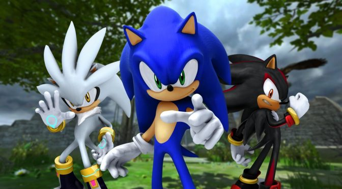 Sonic The Hedgehog P 06 Is A Fan Remake Of Sonic 06 Using Unity Engine Demo Available For Download