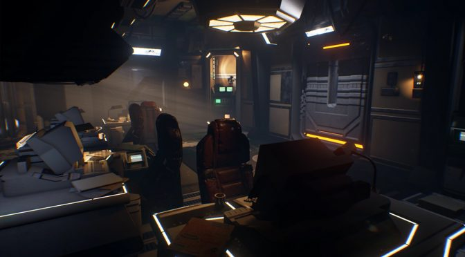 TARTARUS is a new first-person sci-fi exploration game, powered by Unreal Engine 4