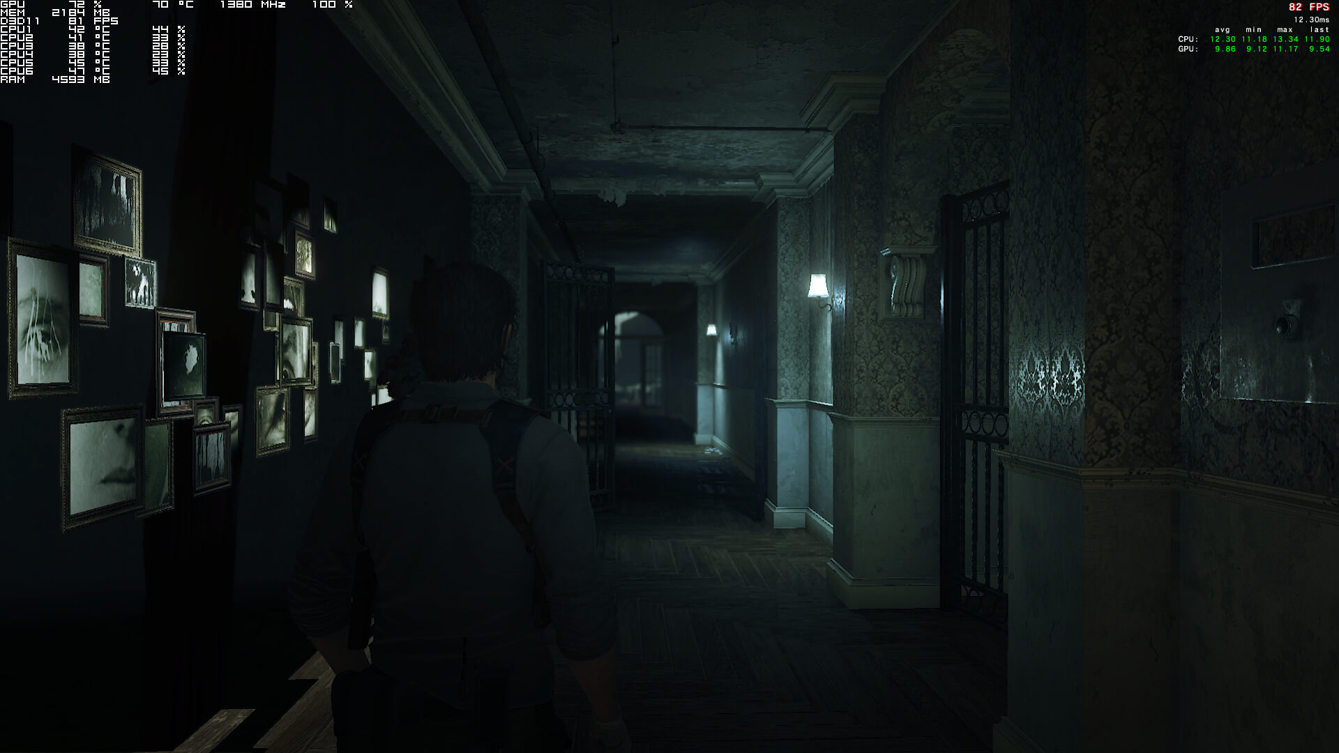 The Evil Within 2 PC Performance Analysis - DSOGaming