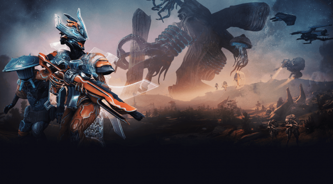 Warframe is the second highest F2P game on Steam thanks to its Plains of Eidolon expansion