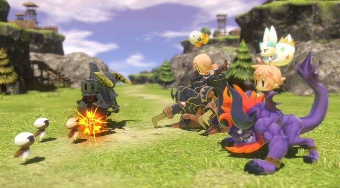 World of Final Fantasy is coming to the PC on November 21st