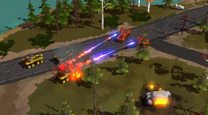 First major update released for Forged Battalion, Petroglyph's real-time strategy game