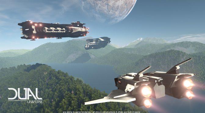 Dual Universe Pre-Alpha Teaser Trailer Released