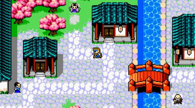 8-Bit Adventures 2 is an amazing indie 8bit JRPG, releases in early 2018, gets free demo