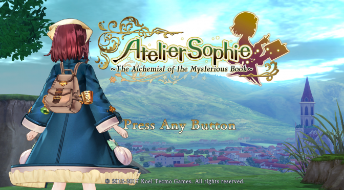 New Atelier Sophie: The Alchemist of the Mysterious Book patch adds HD 2D assets