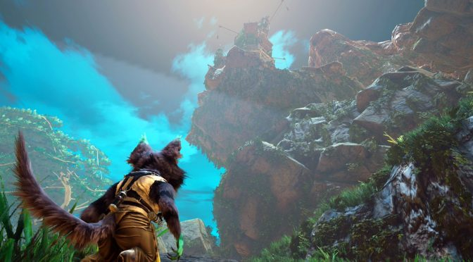 Here are 12 minutes of gameplay footage from Biomutant