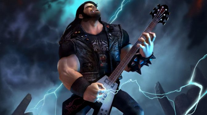 Brutal Legend is available for free on Humble Bundle for the next 48 hours