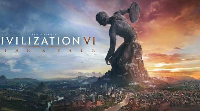 Sid Meier's Civilization VI: Rise and Fall expansion releases on February 8th