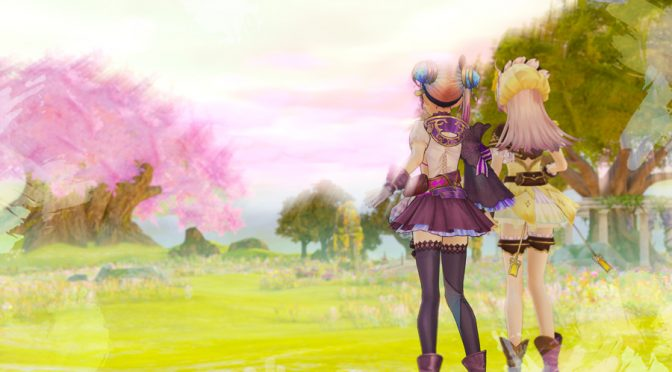 Atelier Lydie & Suelle: The Alchemists and the Mysterious Paintings releases in March 2018