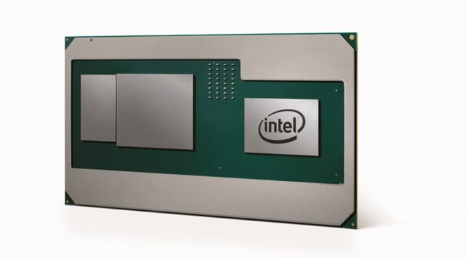 Intel and AMD are working together on a new laptop chip