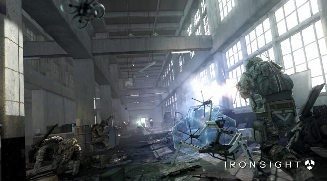 Closed beta phase launched for South Korean free to play FPS, Ironsight