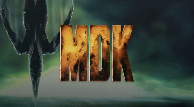Shiny's classic MDK is available for free on GOG for the next 48 hours