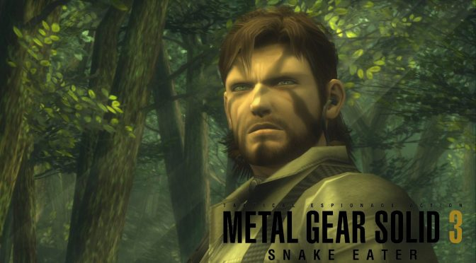 Metal Gear Solid 3: Snake Eater HD Edition is now available for the… NVIDIA Shield TV