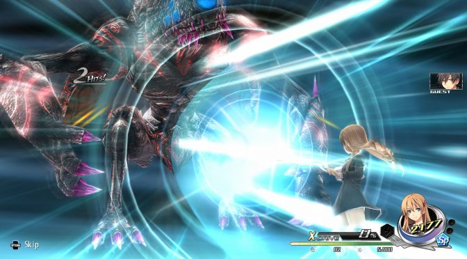 Action JRPG, Tokyo Xanadu eX+, is coming to Steam on December 8th