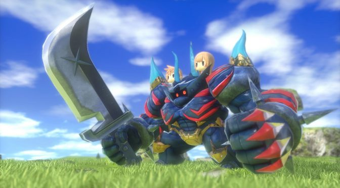 World of Final Fantasy is now available on Steam