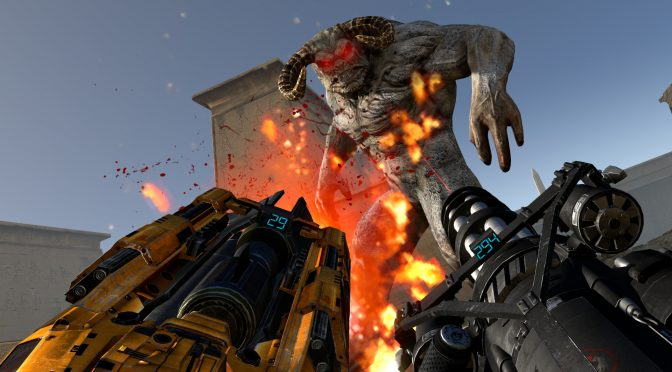 Serious Sam 3 VR and Football Manager 2018 are now available on Steam