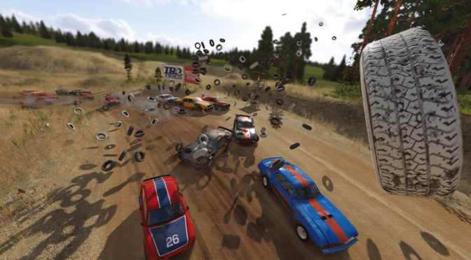 Wreckfest – Major patch adds 8 new cars & Rival System, packs overall AI improvements