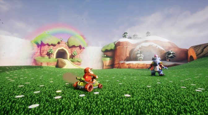 Diddy Kong Racing is being recreated in Unreal Engine 4 and here are its first screenshots