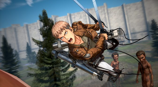New Attack on Titan 2 trailer focuses on multiplayer