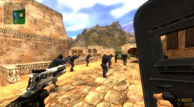 Counter-Strike 1.6: Source brings the classic CS to the Source Engine, new beta release now available