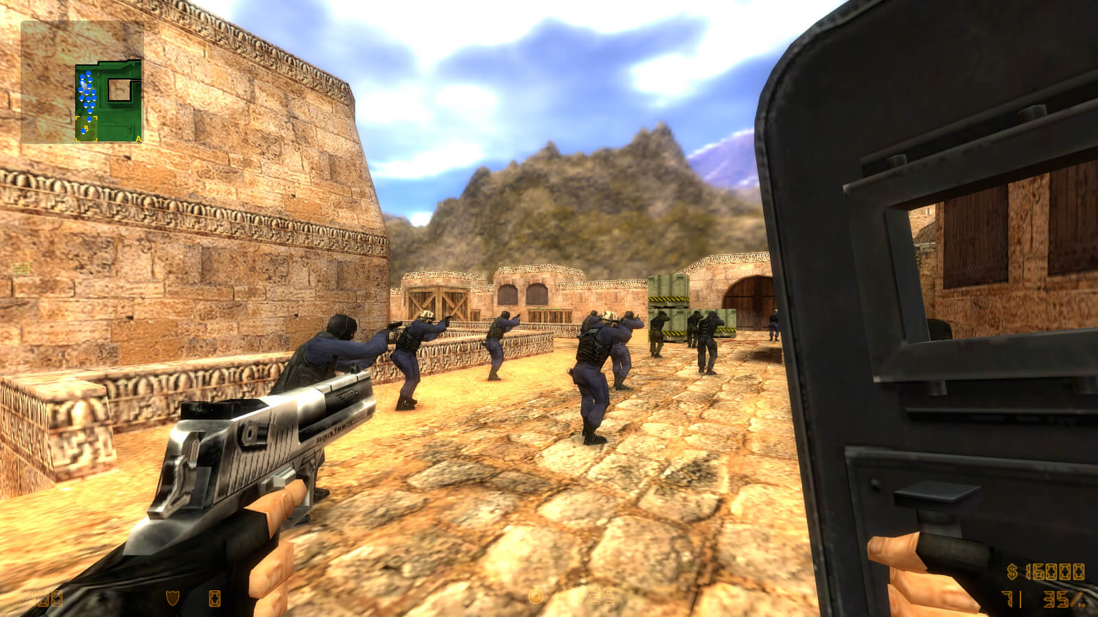 Best resolution to play cs 1.6