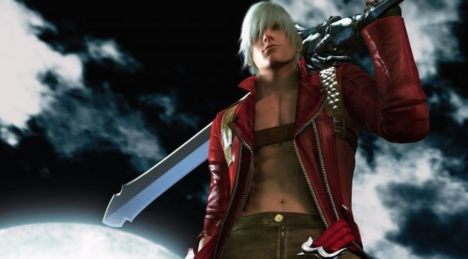 First Devil May Cry HD Collection patch is now available, weights over 1.8GB in size