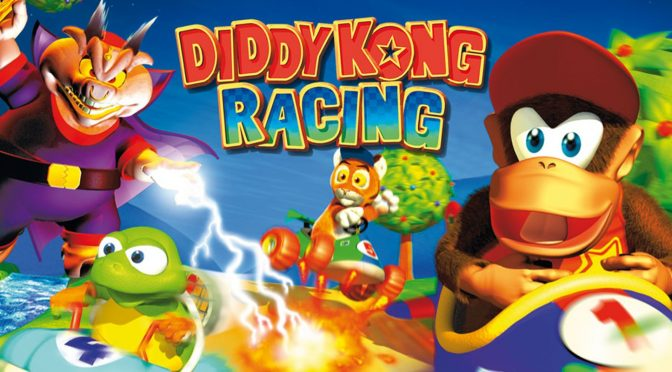 Diddy Kong Racing 64 Unreal Engine 4 Remake is now available for download