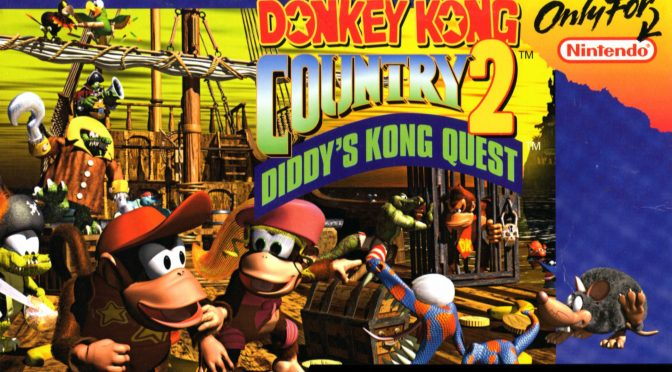 Donkey Kong Country 2 HD Remake is absolutely stunning in Unity Engine (Fan Project)