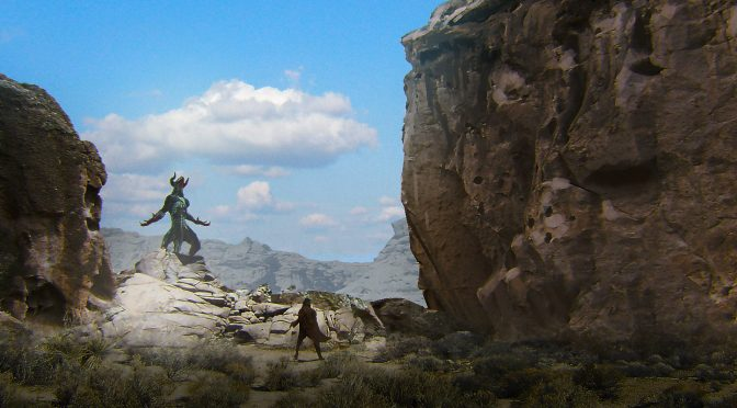 Fallout New Vegas Remake in Fallout 4, Fallout 4: New Vegas, gets new gameplay trailer