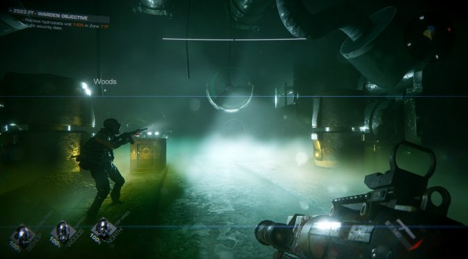 New gameplay footage released for the four-player PvE first-person shooter, GTFO