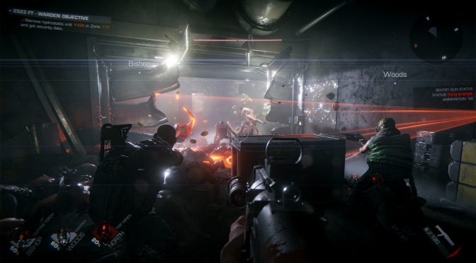 Here are 15 minutes of brand new gameplay footage from the four-player PvE first-person shooter, GTFO