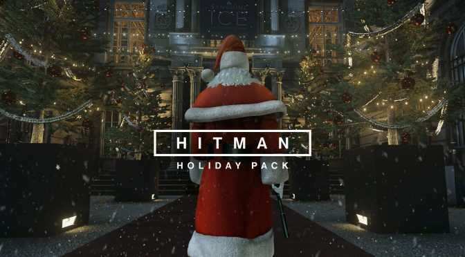 Hitman receives tomorrow a free Holiday pack, allowing full free access to the Paris destination