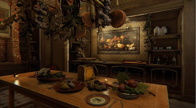 Layers of Fear is available for free on Steam for a limited time