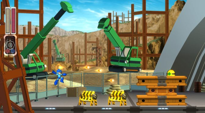 Capcom has removed the Denuvo anti-tamper tech from Mega Man 11