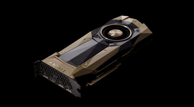 NVIDIA TITAN V – First gaming benchmarks, offering 27% performance increase over the GTX1080Ti