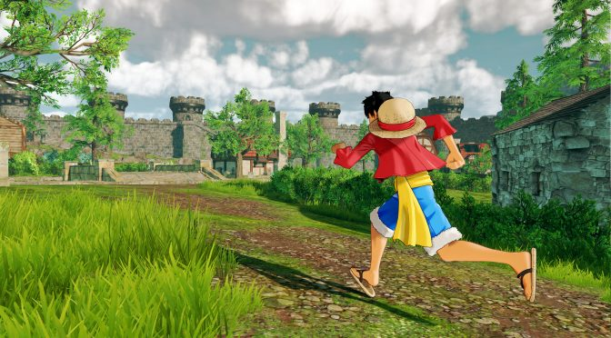 Official launch trailer released for One Piece: World Seeker