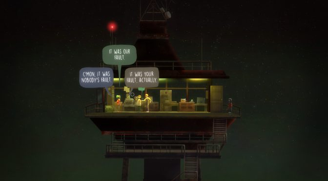 Oxenfree is available for free on GOG until December 21st