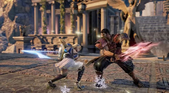 SOULCALIBUR VI officially announced, will be using the Unreal Engine 4 and is coming to the PC