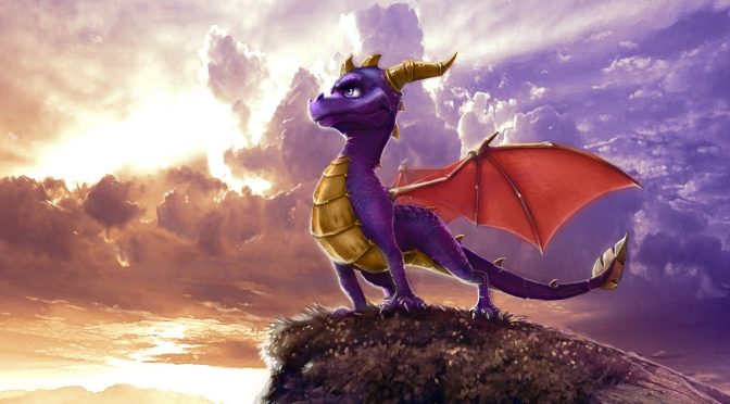 Spyro Trilogy reportedly coming to the PC in 2019