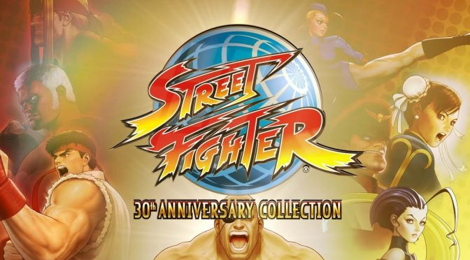 Street Fighter 30th Anniversary Collection features 12 Street Fighter games, releases in May 2018