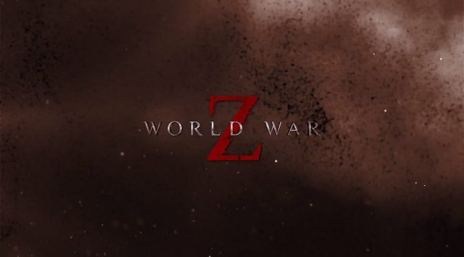 World War Z trailer is up and it's pretty kick-ass