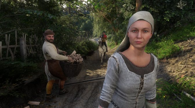 Kingdom Come: Deliverance patch 1.05 features over 200 bug fixes and newly simulated women clothing
