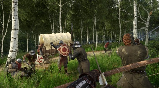 Kingdom Come Deliverance is free to play on Steam this weekend
