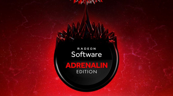 AMD Radeon Adrenalin driver header